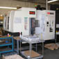 High-Speed Production milling on a MAZAK PFH-4800 dual pallet CNC horizontal machining center with full 4 th axis
