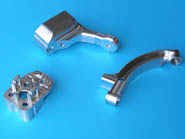 Surgical robotic prototype components