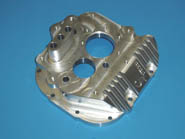 High strength 5 speed conversion transmission housing for VW
